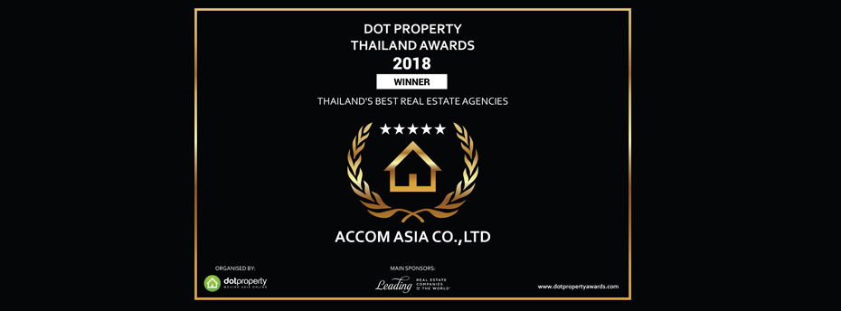 Best real Estate Agencies Award 2018